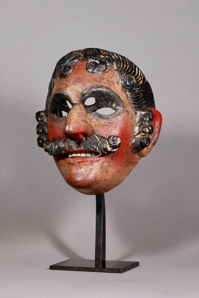 Masque de chrétien - Guatemala 2