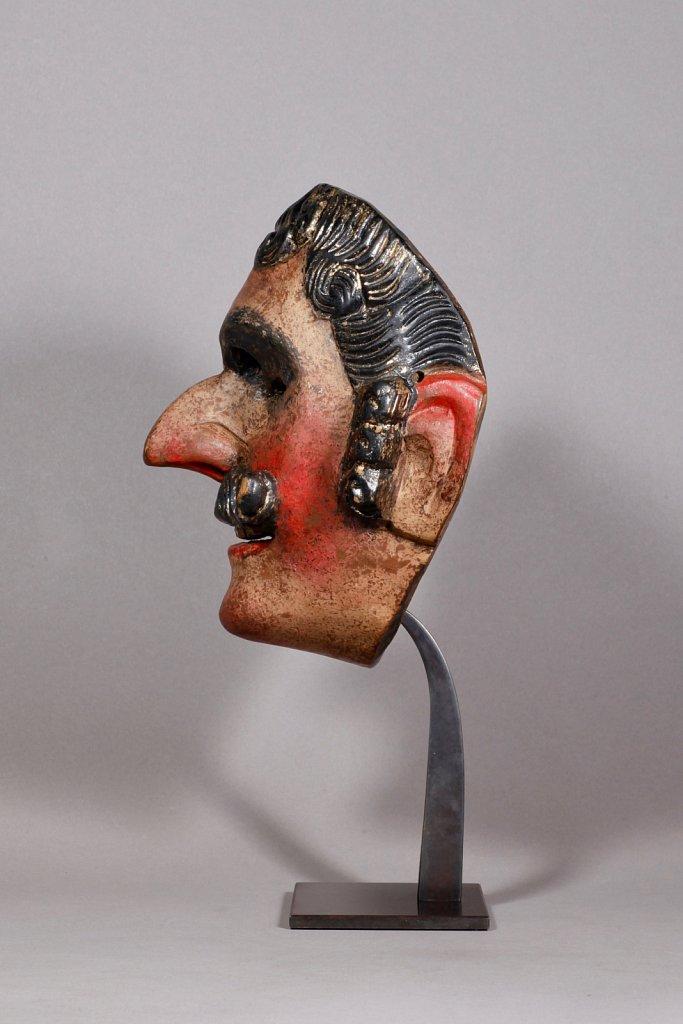 Masque de chrétien - Guatemala 3