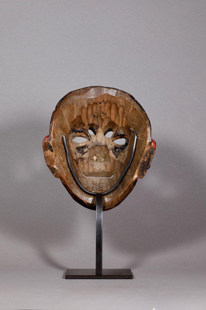 Masque de chrétien - Guatemala 4