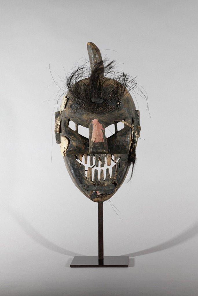Masque rituel Yao