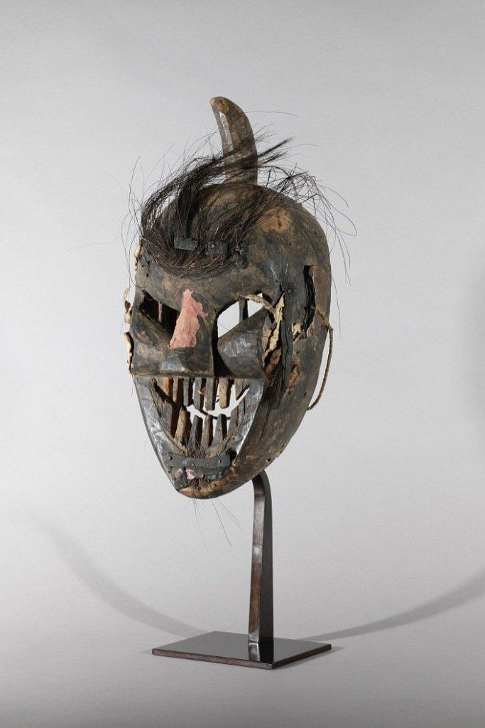 Masque rituel Yao 2