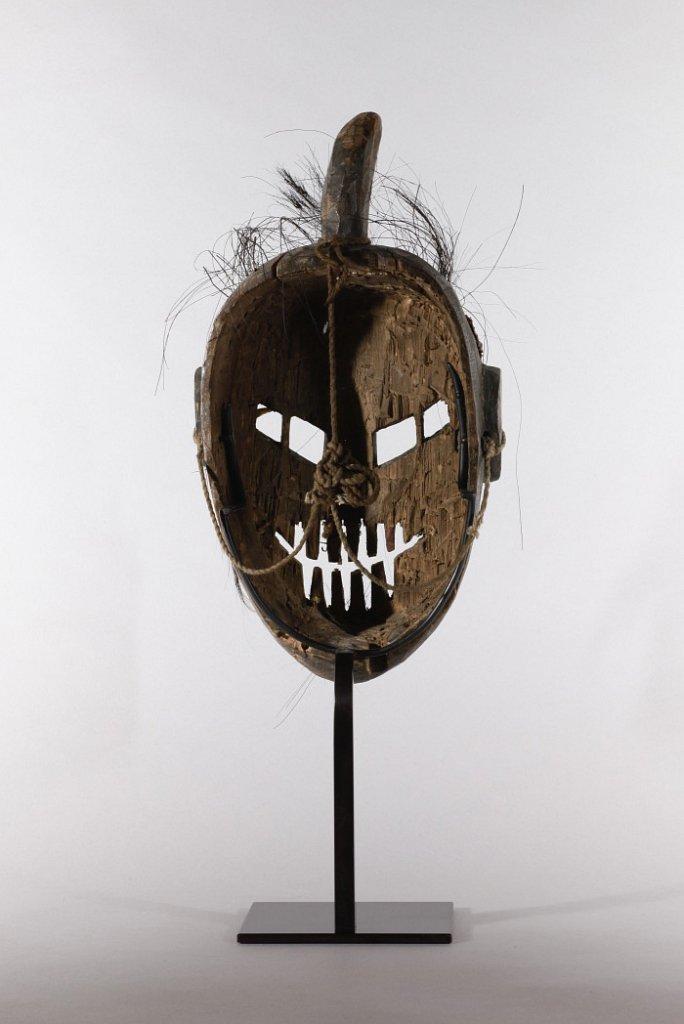 Masque rituel Yao 4