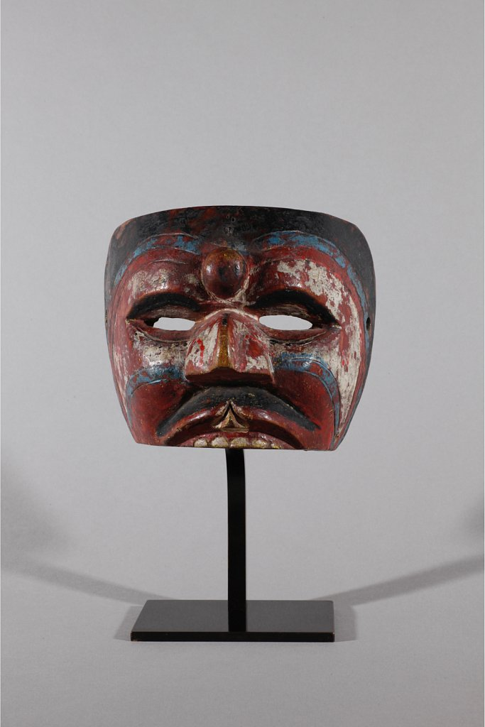 Masque du Wayang Topeng 1